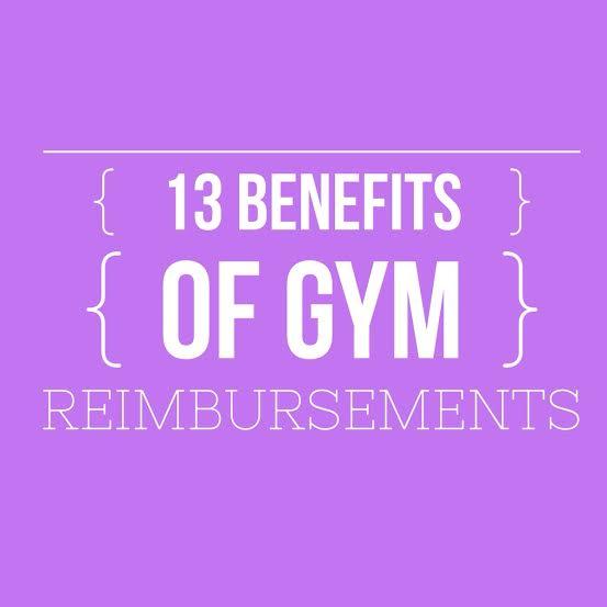 13 Benefits of Gym Reimbursements | The spott3r blog